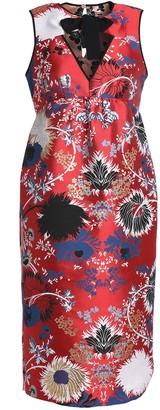 Rochas Knee-length dresses