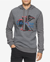 Calvin Klein Jeans Men's Graphic-Print Logo Hoodie