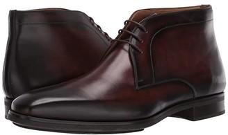 Magnanni Mundo (Brown) Men's Shoes