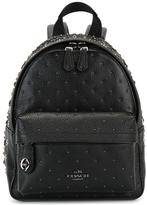 Coach mini studded backpack - women - Leather - One Size