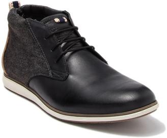 Steve Madden Casual Leather Chukka Boot