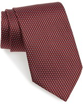 Ermenegildo Zegna Men's Solid Silk Tie