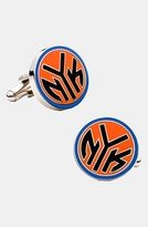 Cufflinks Inc. Cufflinks, Inc. 'New York Knicks' Cuff Links