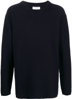 Societe Anonyme Chunky Knit Jumper