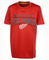 Reebok Boys' Detroit Red Wings TNT Freeze Reflect T-Shirt
