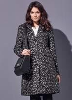 Kaleidoscope Animal Tailored Coat