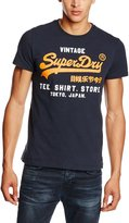 Superdry Men's Shop Duo Graphic T-Shirt