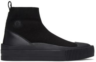 Moncler Black Vantalith Sneakers