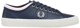 Fred Perry Kendrick Leather Trainers