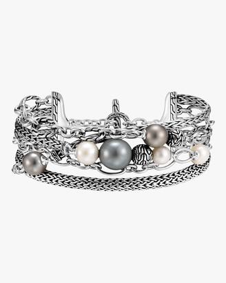 John Hardy Multi-Row Chain Bracelet
