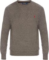 Polo Ralph Lauren Crew-neck cotton sweatshirt