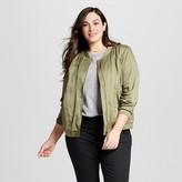 Merona Women's Plus Size Bomber Jacket