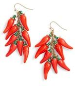 Kate Spade Women's Pepper Statement Earrings