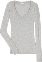 Loose-fit long-sleeve T-shirt