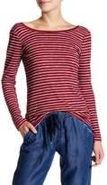 Splendid Long Sleeve Ballet Shirt