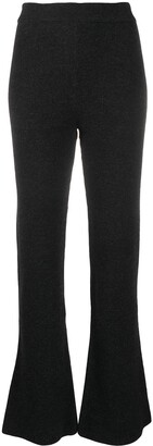 Nanushka Leba ribbed-knit trousers