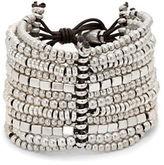 Uno de 50 Bead Layered Bracelet