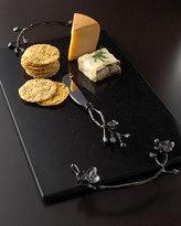 Michael Aram Black Orchid Cheese Board