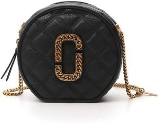 Marc Jacobs The Status Round Crossbody Bag