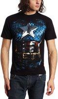Marvel Men's The American Way T-Shirt
