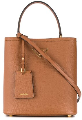 Prada medium Panier top-handle bag