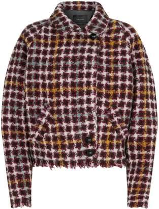 Isabel Marant Zutti Tweed Jacket