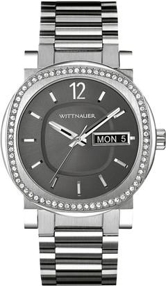 Wittnauer Men's Stainless Steel Watch