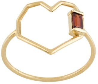ALIITA heart shaped ring