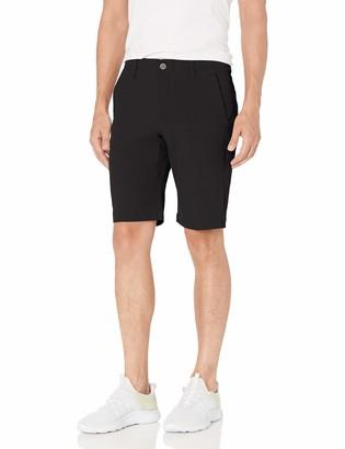 Hi-Tec Men's Mohegan Lightweight Easy Care Comfort Snap Cargo Shorts