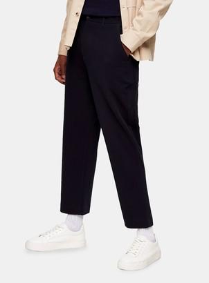 Farah TopmanTopman Crop Hawtin Waffle Trousers*