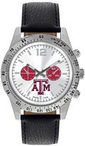 Game Time Men's Texas A&M Aggies Letterman Watch
