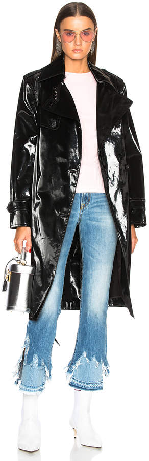 Helmut Lang Flasher Trench Coat