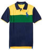 Ralph Lauren Boys 8-20 Short Sleeve Cotton Polo Tee