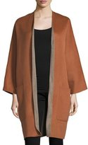 Vince Reversible Cardigan Wool-Cashmere Coat