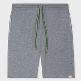Paul Smith Men's Grey Jersey Cotton Shorts