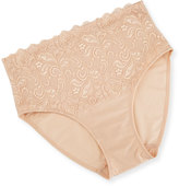 Wacoal Eglantine Control Briefs, Honey Beige