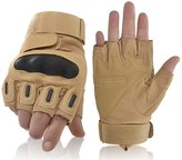 Simplicity Siplicityilitary Gear Non-Slip Cyclingotorcycle Gloves, 7424_Ary Green