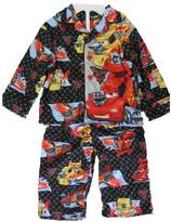 Cars Disney Little Boys Red Lightning McQueen Printed 2 Pc Pajama Set