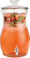 Home Essentials Del Sol Hourglass 2.6-Gallon Beverage Dispenser
