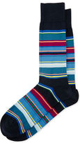 Paul Smith Variegated Striped Socks