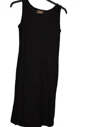 Fendi Black Polyester Dresses