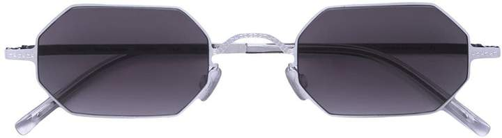 Mykita MMCRAFT004 octagon sunglasses