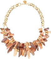 Devon Leigh Iridescent Quartz Necklace