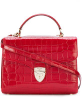 Aspinal of London textured crossbody bag - women - Calf Leather - One Size