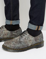 Dr. Martens Made In England 1461 Stingray 3 Eye Shoes
