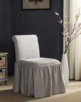 Safavieh Ivy Skirted Vanity Chair