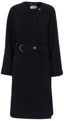 Chloé Longline Belted Coat