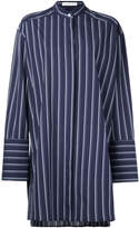 Dion Lee striped oversized shirt