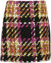 Edward Achour Paris Braided Multicolor Skirt