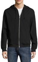 BLK DNM Cotton Zip Sweatshirt